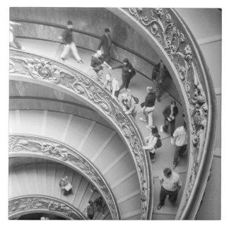 ローマイタリア、バチカンの階段3 タイル
