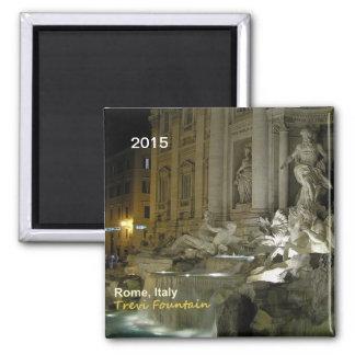 ローマイタリアTreviの噴水の磁石の変更年 マグネット