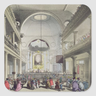 ローマカトリック教のチャペル、Lincolnsのイン分野、fr スクエアシール