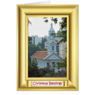 ローマカトリック教会、シンガポール カード