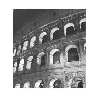 ローマローマイタリアのコロシアムColosseum ノートパッド