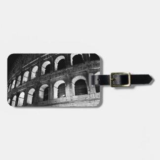 ローマローマイタリアのコロシアムColosseum ラゲッジタグ