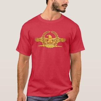 ローマ帝国ワシのグラフィックのTシャツ Tシャツ