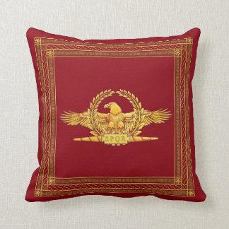 ローマ帝国ワシの枕 クッション