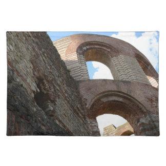 ローマ帝国浴室の挑戦者 ランチョンマット