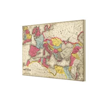 ローマ帝国4 キャンバスプリント