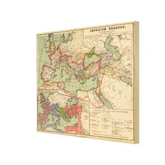 ローマ帝国 キャンバスプリント