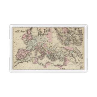 ローマ帝国、ギリシャ アクリルトレー