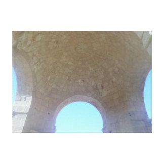 ローマ建築 キャンバスプリント
