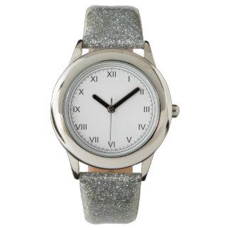 ローマ数字の腕時計 ウォッチ