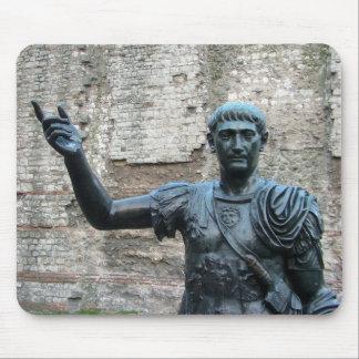 ローマ皇帝Trajan マウスパッド
