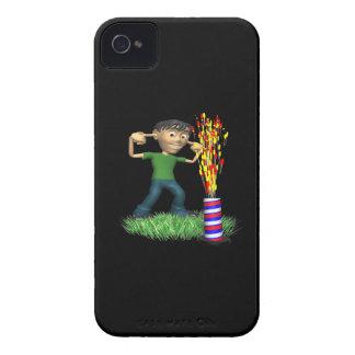 ローマ花火 Case-Mate iPhone 4 ケース