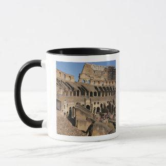 ローマ芸術。 ColosseumかFlavian マグカップ