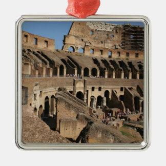 ローマ芸術。 ColosseumかFlavian メタルオーナメント