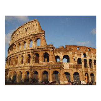 ローマ芸術。 ColosseumかFlavian 4 ポストカード