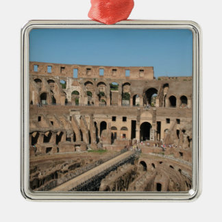ローマ芸術。 ColosseumかFlavian 6 メタルオーナメント