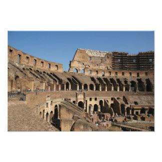 ローマ芸術。 ColosseumかFlavian 7 フォトプリント