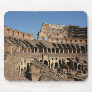 ローマ芸術。 ColosseumかFlavian 7 マウスパッド
