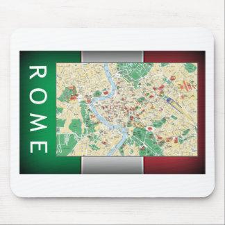 ローマ都市地図 マウスパッド