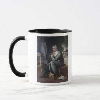 ローマ1834年の彼のスタジオのバーテルThorvaldsen マグカップ