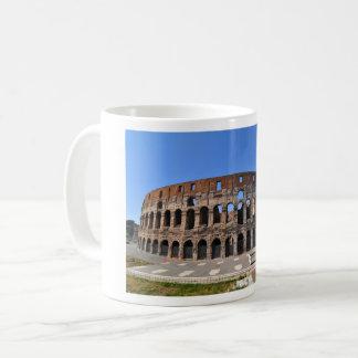 ローマ、イタリアのColosseum コーヒーマグカップ