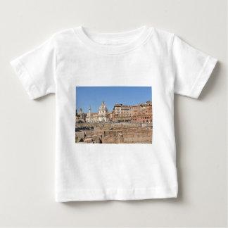 ローマ、イタリア古代市 ベビーTシャツ