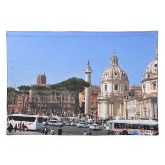 ローマ、イタリア古代市 ランチョンマット