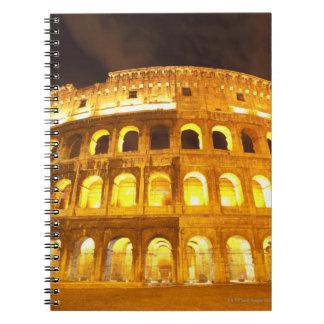ローマ、イタリア8 ノートブック