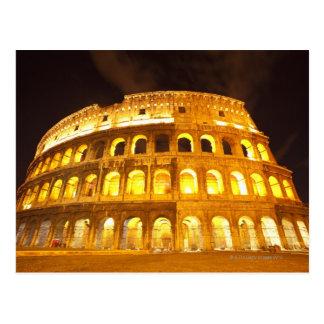 ローマ、イタリア8 ポストカード