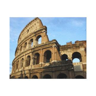 ローマ、イタリア キャンバスプリント