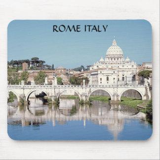 ローマ、イタリア マウスパッド