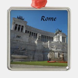 ローマ、イタリア メタルオーナメント