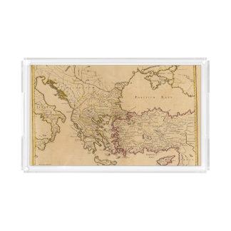 ローマ、ギリシャ、トルコ2 アクリルトレー