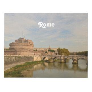 ローマ ノートパッド