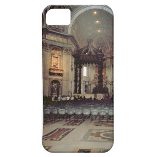 ローマ、バチカンギャラリーの法皇 iPhone SE/5/5s ケース
