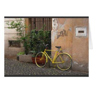 ローマ(ブランク)の通り カード