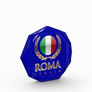 ローマ (RM)イタリア 表彰盾