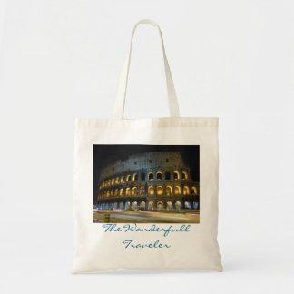 ローマColosseum夜 トートバッグ