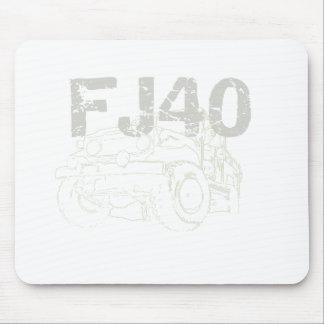 ローマFJ40 マウスパッド