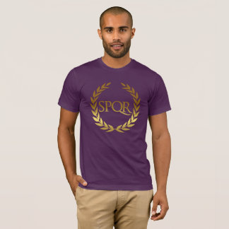 ローマSPQRのTシャツ Tシャツ