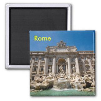 ローマTreviの噴水 マグネット