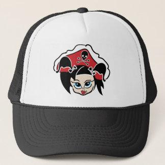 ローラーのダービーの海賊帽子 キャップ