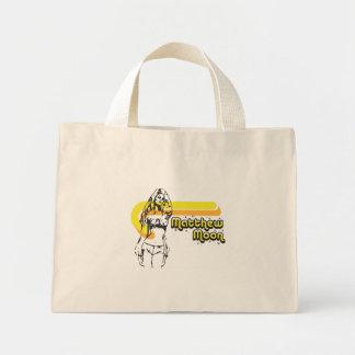 ローラーの女の子のキャンバスのトート ミニトートバッグ