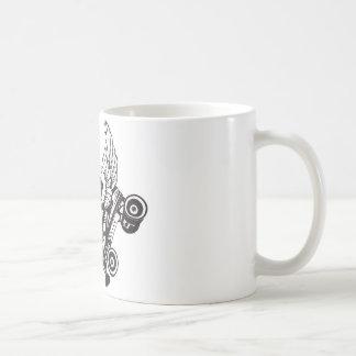 ローラーダービー コーヒーマグカップ