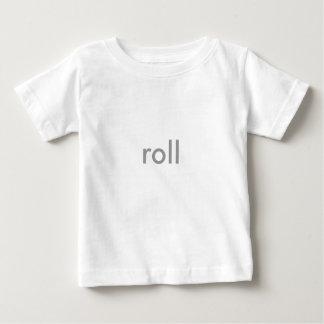 ロール ベビーTシャツ