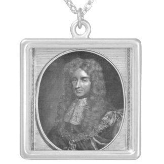 ローレンスハイドのロチェスターの第1伯爵 シルバープレートネックレス