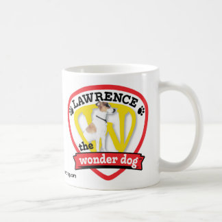 ローレンス驚異のDog™のマグ コーヒーマグカップ