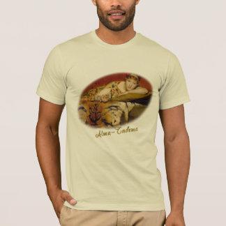 ローレンス・アルマ=タデマ著さくらんぼ Tシャツ