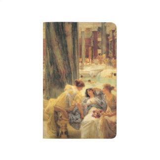 ローレンス・アルマ=タデマ著Caracallaの浴室 ポケットジャーナル