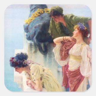 ローレンス・アルマ=タデマ(1895年) 「VantageのCoign スクエアシール